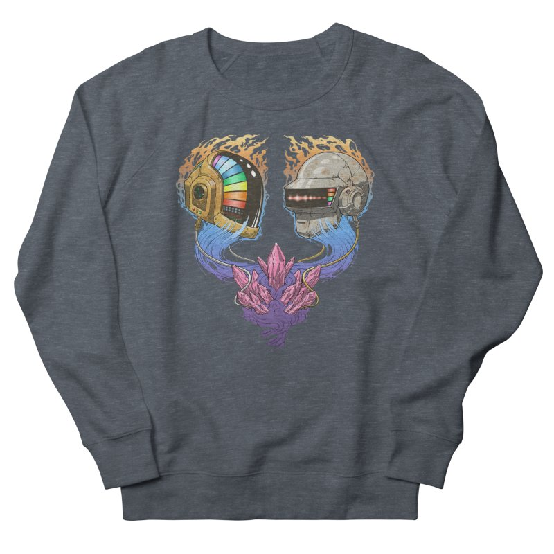 Daft Punk Funk Women's Sweatshirt by The Blackstock Shop
