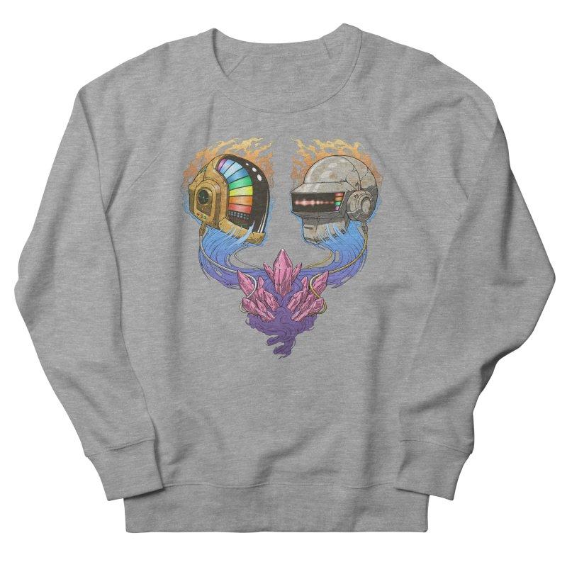 Daft Punk Funk Women's French Terry Sweatshirt by The Blackstock Shop