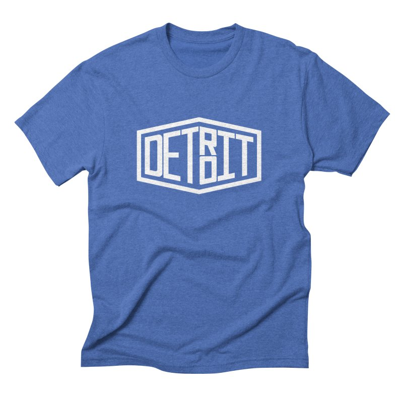 Detroit Men's T-Shirt by ChrisBrands