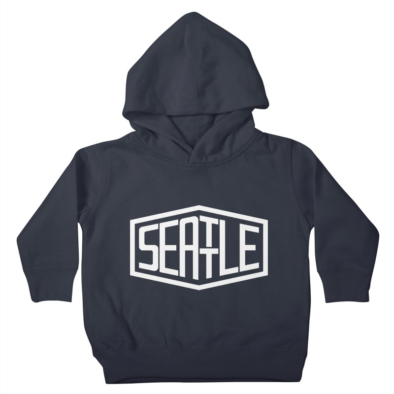 Seattle Kids Toddler Pullover Hoody by ChrisBrands