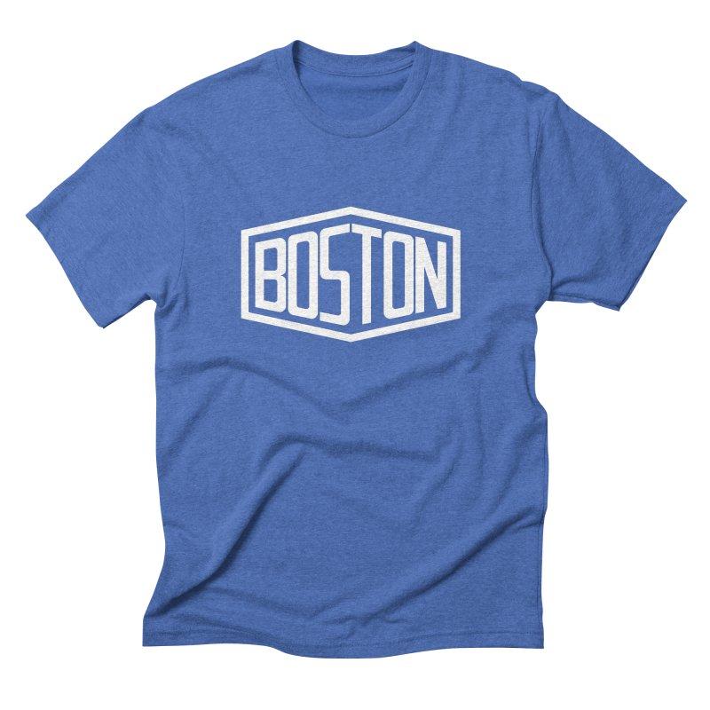 Boston Men's T-Shirt by ChrisBrands