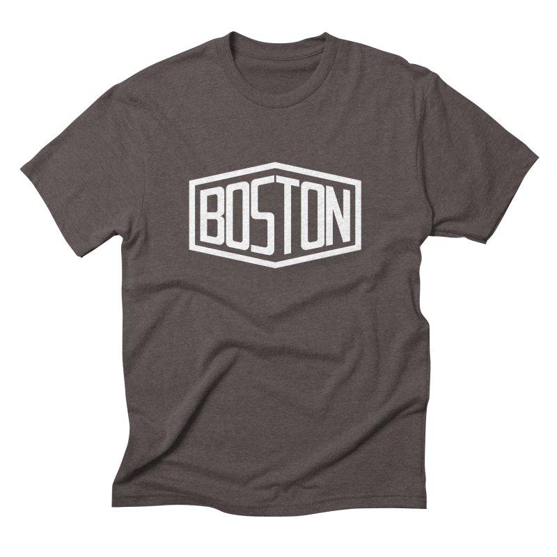 Boston Men's Triblend T-Shirt by ChrisBrands