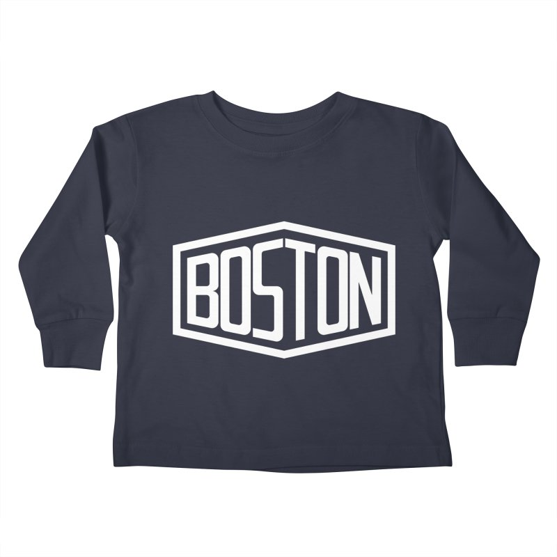 Boston Kids Toddler Longsleeve T-Shirt by ChrisBrands