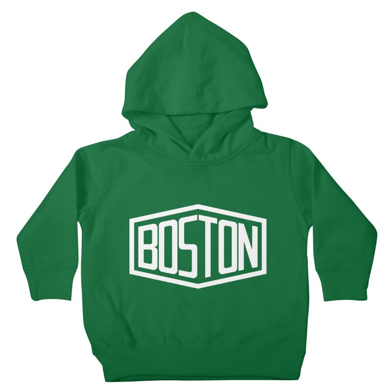 Boston Kids Toddler Pullover Hoody by ChrisBrands