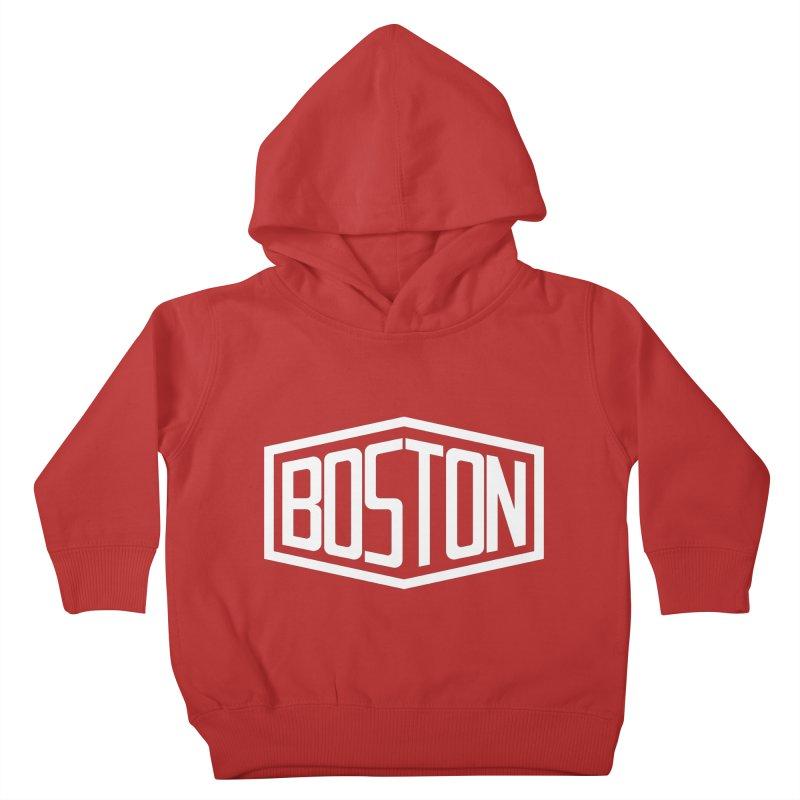Boston Kids Toddler Pullover Hoody by ChrisBrands