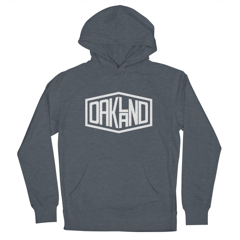 Oakland Women's French Terry Pullover Hoody by ChrisBrands