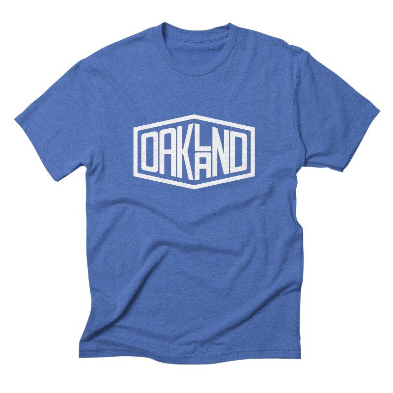 Oakland Men's T-Shirt by ChrisBrands