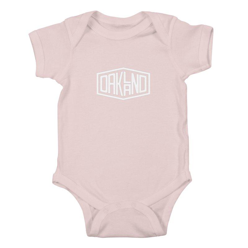 Oakland Kids Baby Bodysuit by ChrisBrands