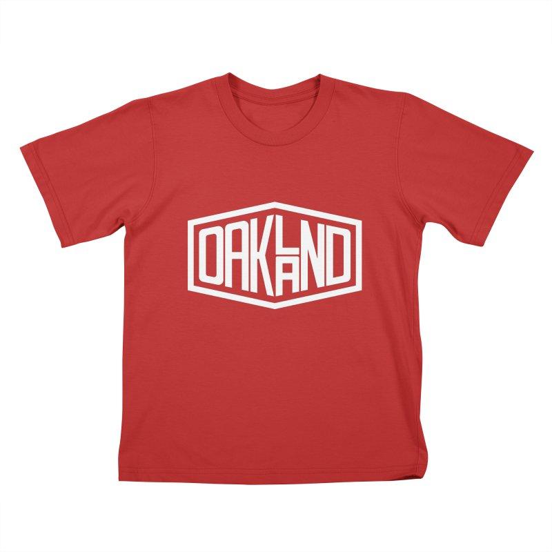 Oakland Kids T-Shirt by ChrisBrands