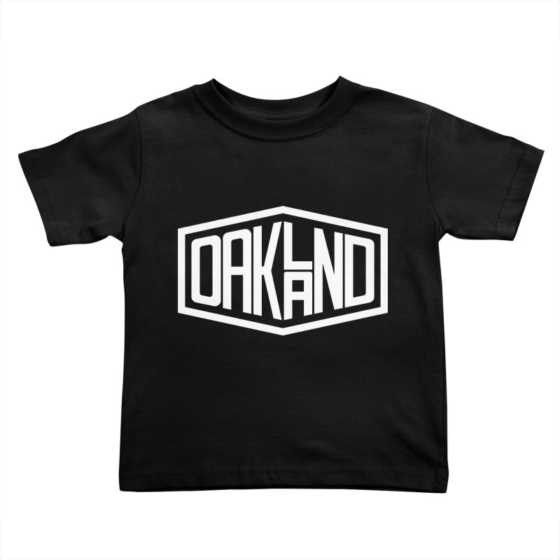 Oakland Kids Toddler T-Shirt by ChrisBrands