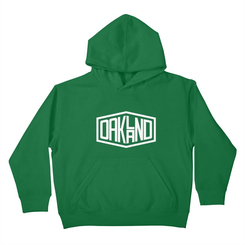 Oakland Kids Pullover Hoody by ChrisBrands