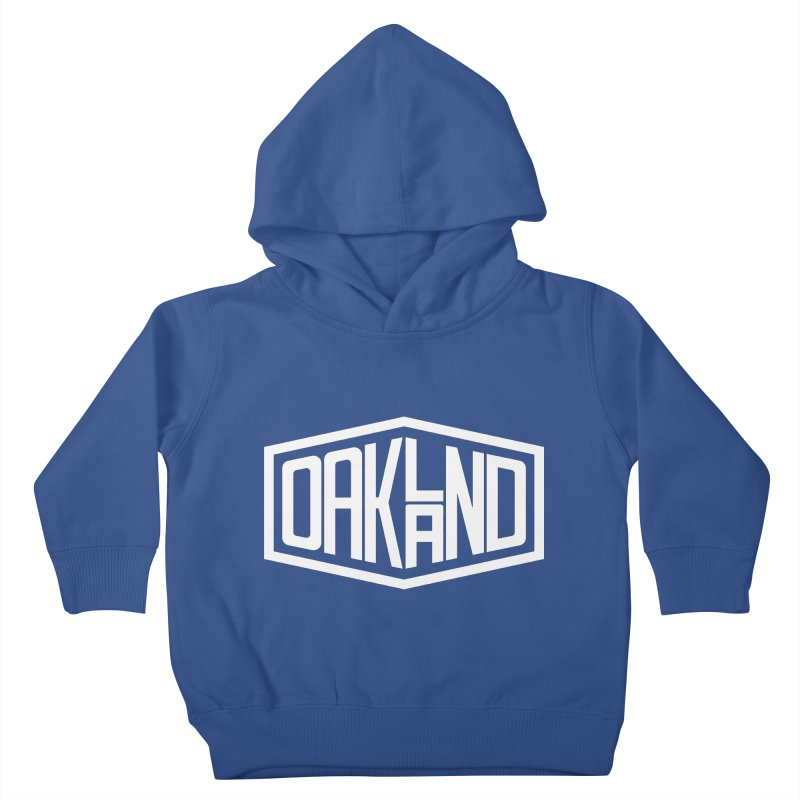Oakland Kids Toddler Pullover Hoody by ChrisBrands
