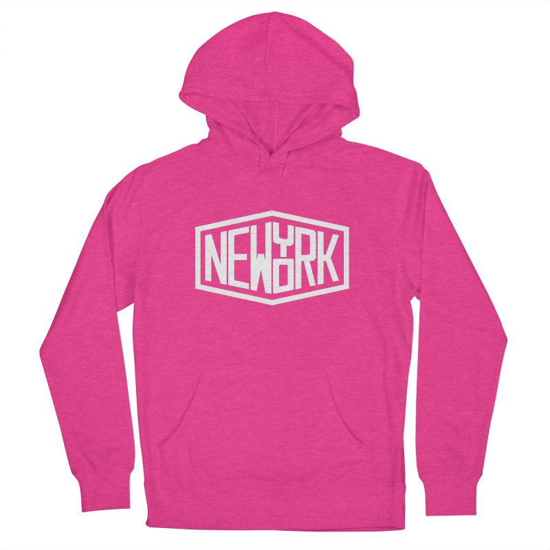 New York Women's French Terry Pullover Hoody by ChrisBrands
