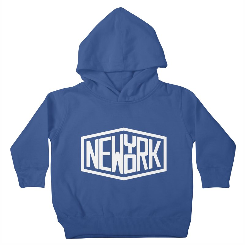 New York Kids Toddler Pullover Hoody by ChrisBrands