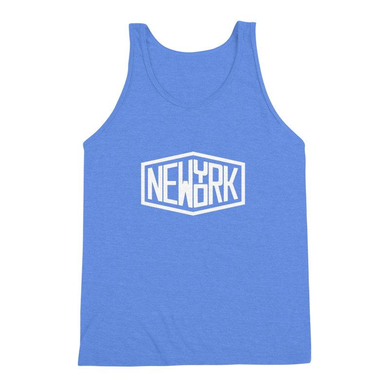 New York Men's Triblend Tank by ChrisBrands