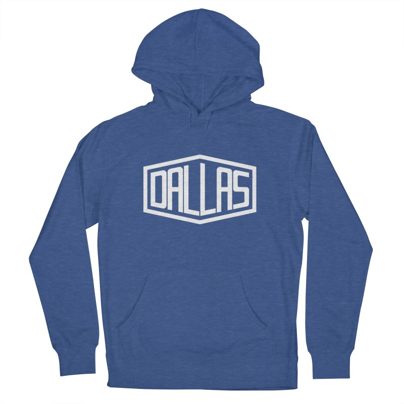 Dallas Men's French Terry Pullover Hoody by ChrisBrands