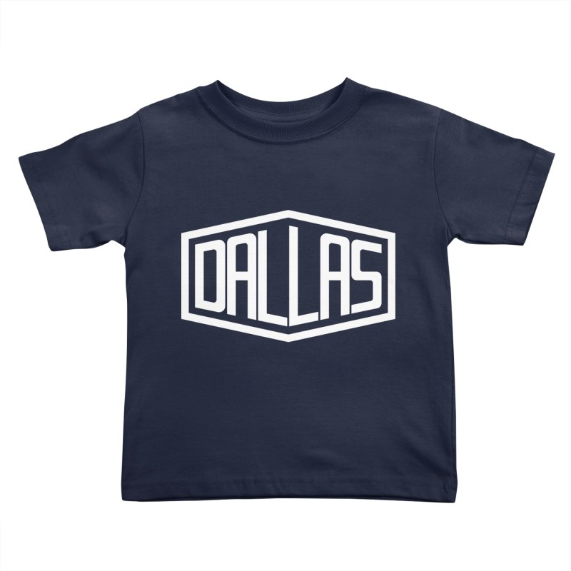 Dallas Kids Toddler T-Shirt by ChrisBrands