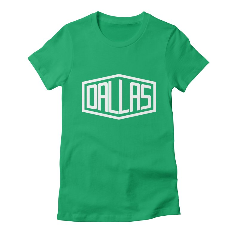 Dallas Women's Fitted T-Shirt by ChrisBrands