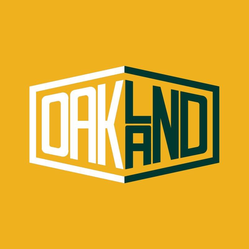 Oakland Baseball by ChrisBrands