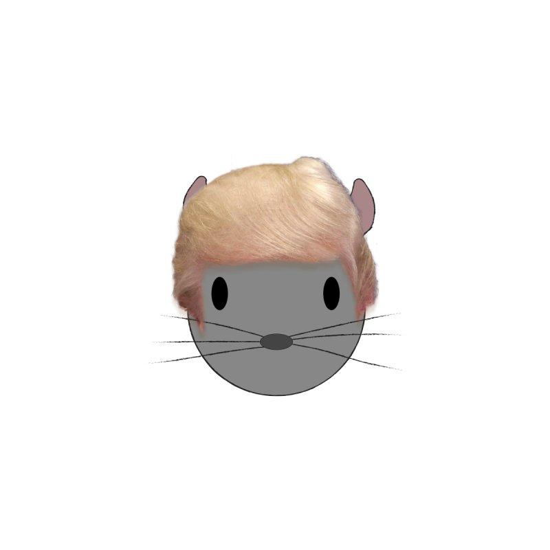 Trump Chinchilla Men's V-Neck by chrischinchilla's Artist Shop