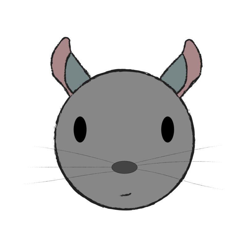 Happy Chinchilla None  by chrischinchilla's Artist Shop