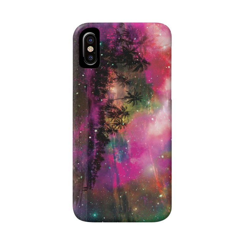 Galactic Paradise Accessories Phone Case by chriscoffincreations