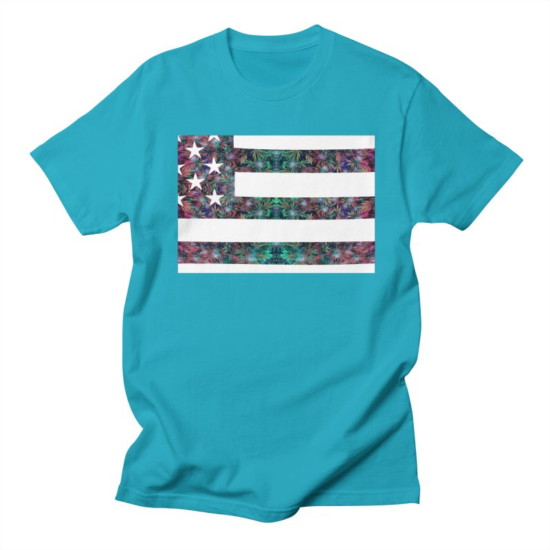 One Nation Under Mary Women's Regular Unisex T-Shirt by chriscoffincreations