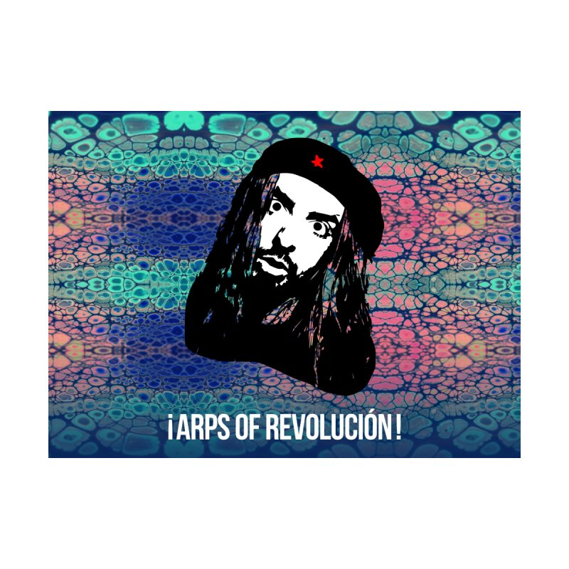 Psychedelic Arps Of Revolución Dos - Tapestry by chriscoffincreations