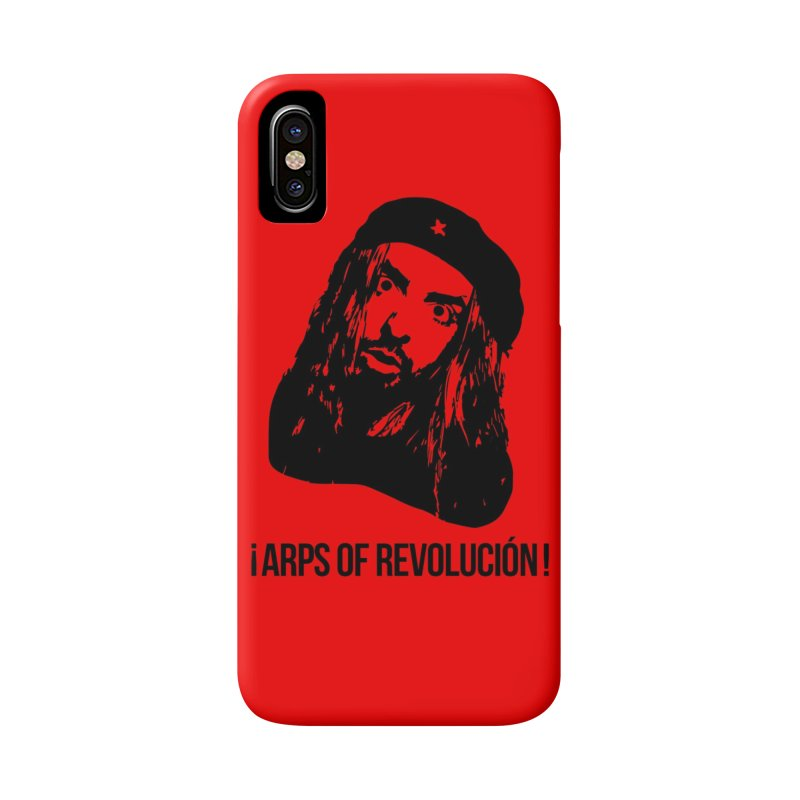 Arps Of Revolución Accessories Phone Case by chriscoffincreations