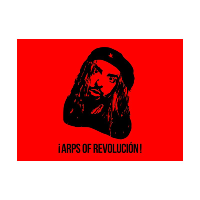 Arps Of Revolución by chriscoffincreations