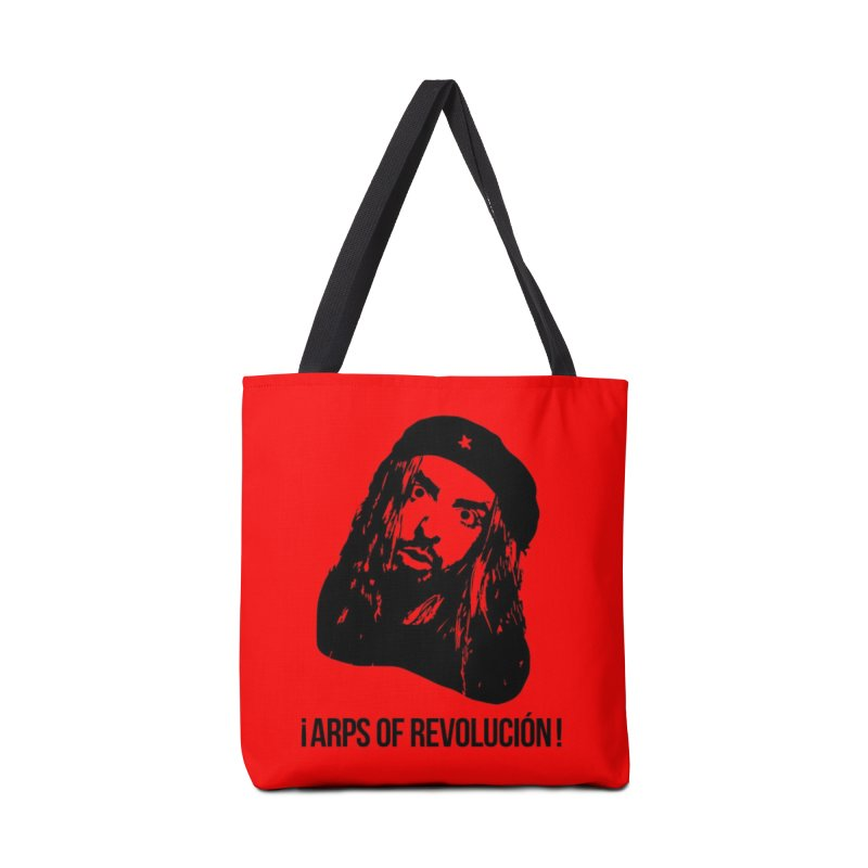 Arps Of Revolución Accessories Bag by chriscoffincreations