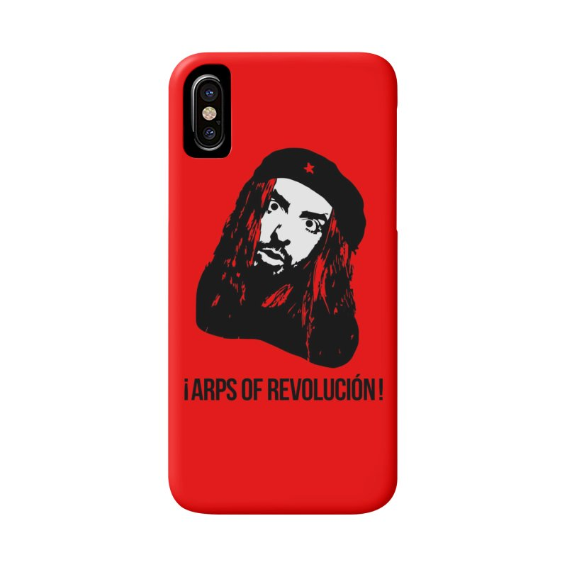 Arps Of Revolución II Accessories Phone Case by chriscoffincreations