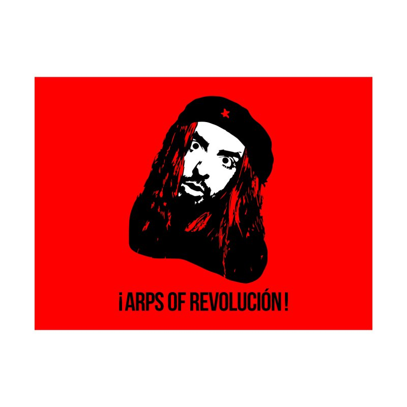 Arps Of Revolución II Accessories Zip Pouch by chriscoffincreations