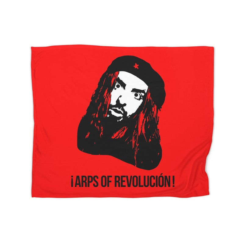 Arps Of Revolución II Home Blanket by chriscoffincreations