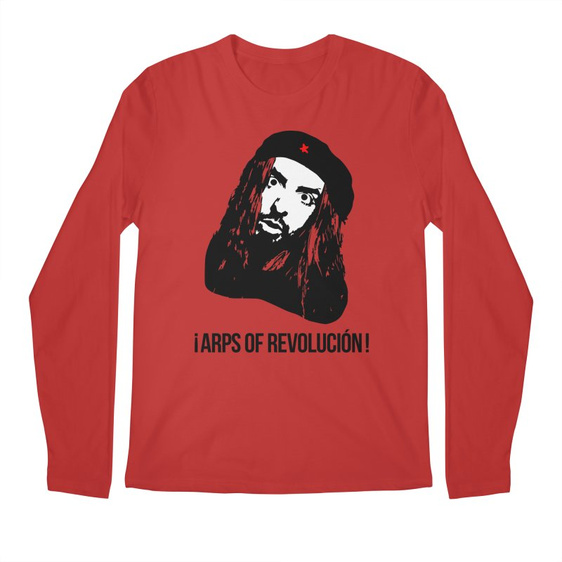 Arps Of Revolución II Men's Regular Longsleeve T-Shirt by chriscoffincreations