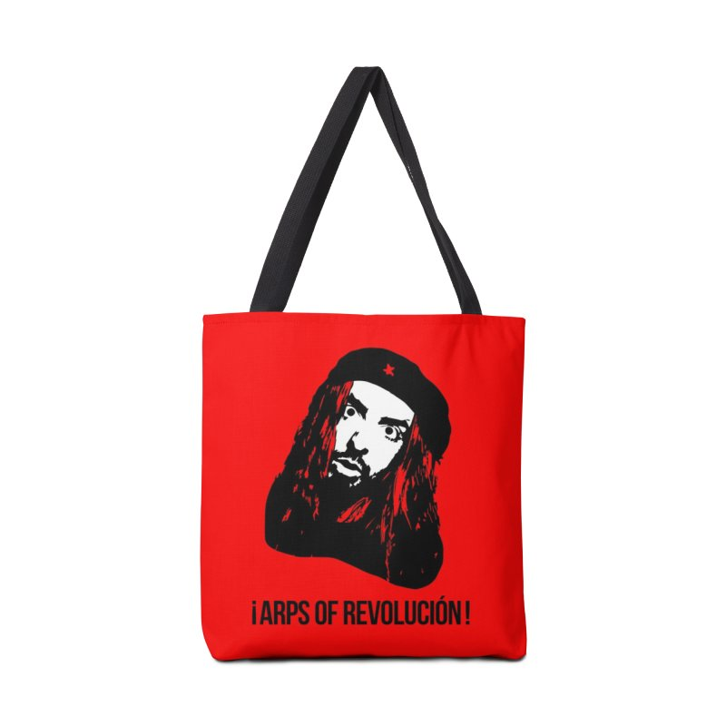 Arps Of Revolución II Accessories Bag by chriscoffincreations