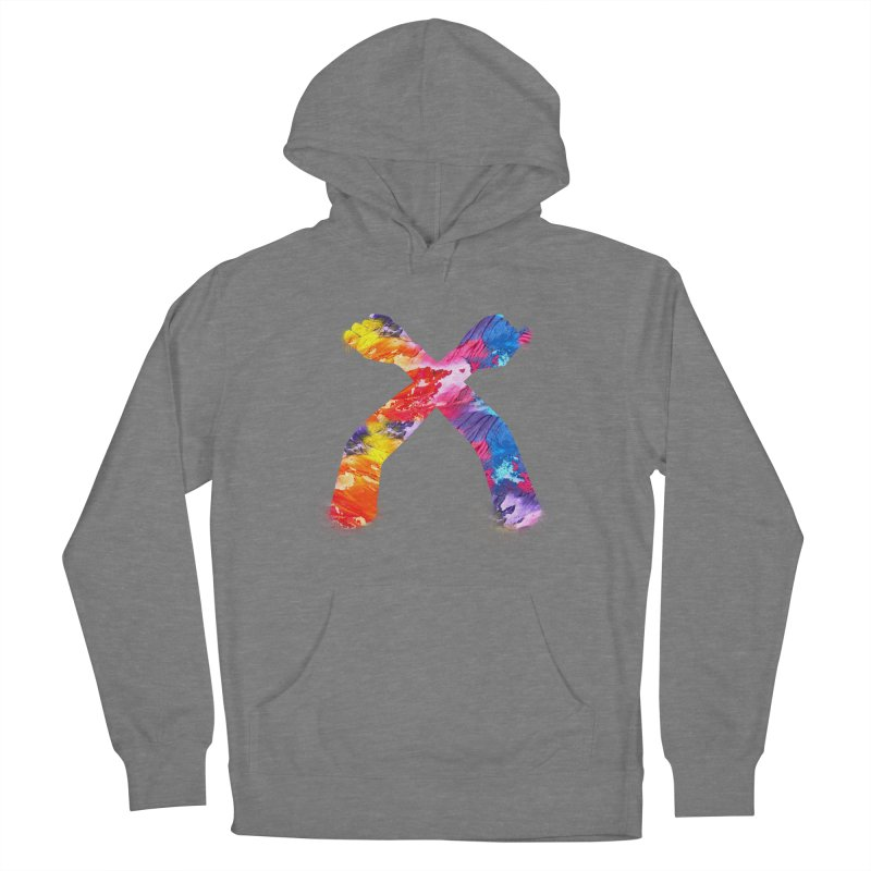 X Women's Pullover Hoody by chriscoffincreations