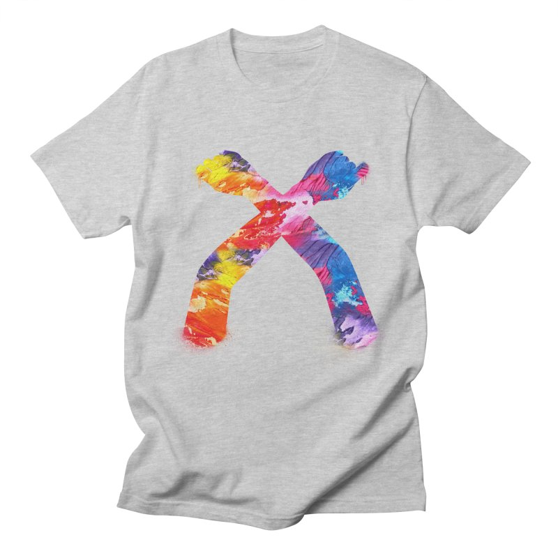 X Women's Regular Unisex T-Shirt by chriscoffincreations