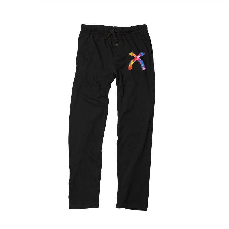 X Women's Lounge Pants by chriscoffincreations