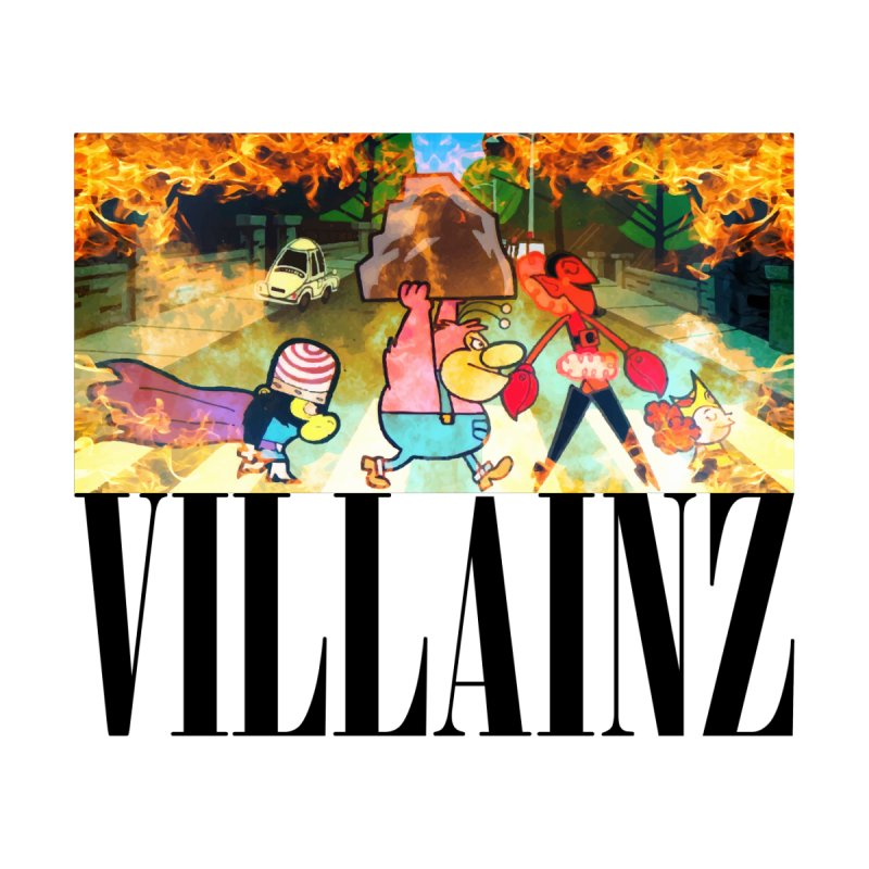 Villainz by chriscoffincreations