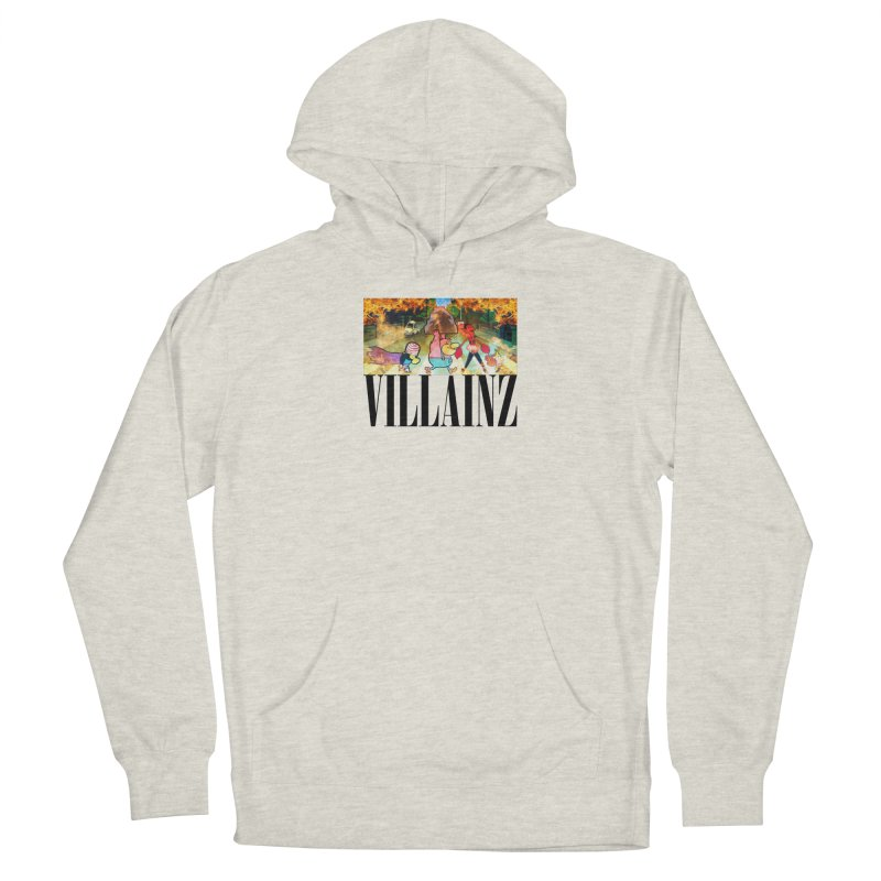 Villainz Men's Pullover Hoody by chriscoffincreations