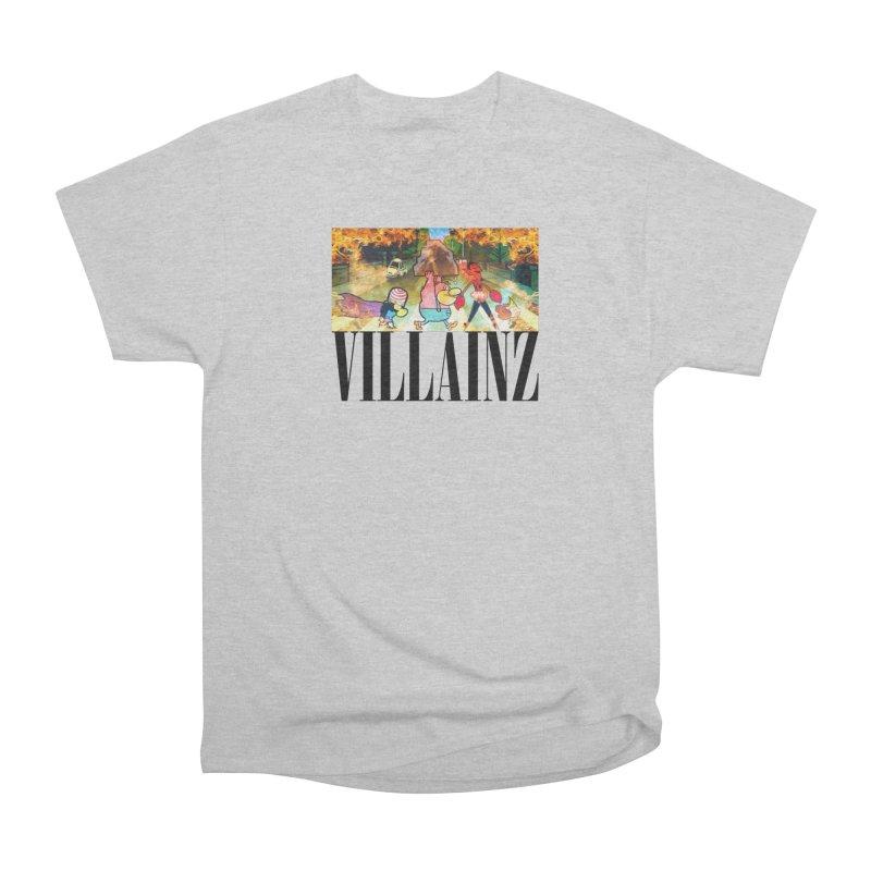 Villainz Men's Heavyweight T-Shirt by chriscoffincreations