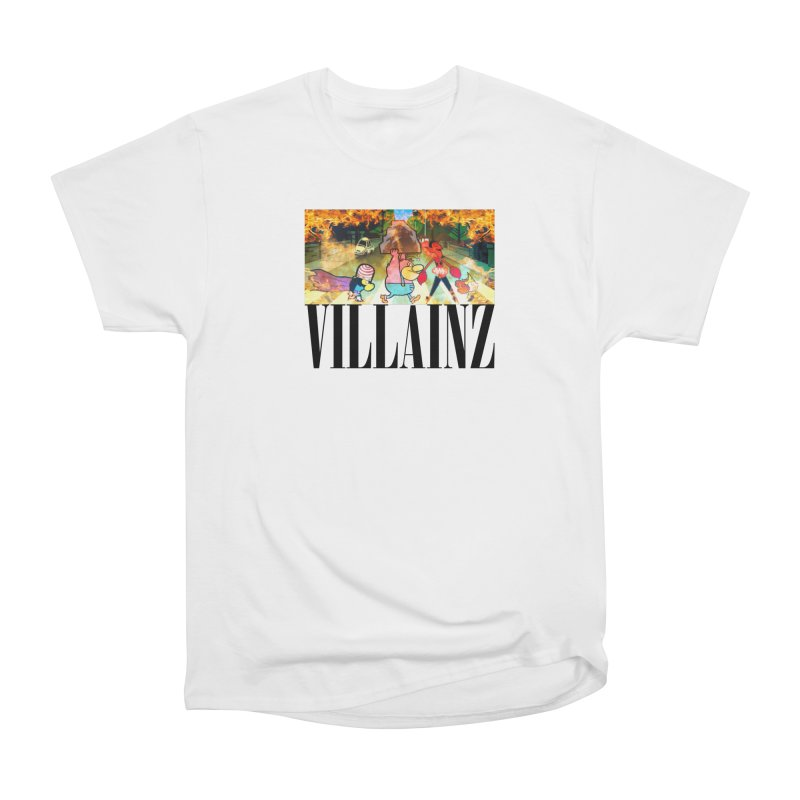 Villainz Women's Heavyweight Unisex T-Shirt by chriscoffincreations