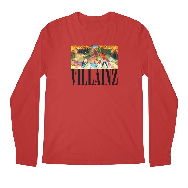 Villainz Men's Regular Longsleeve T-Shirt by chriscoffincreations