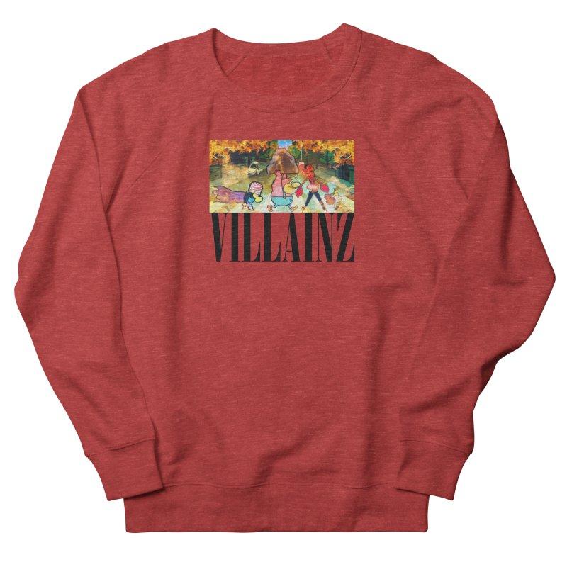 Villainz Women's French Terry Sweatshirt by chriscoffincreations
