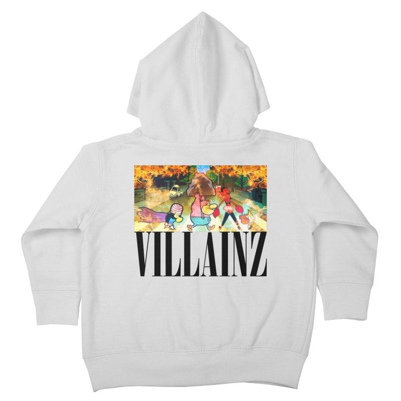 Villainz Kids Toddler Zip-Up Hoody by chriscoffincreations