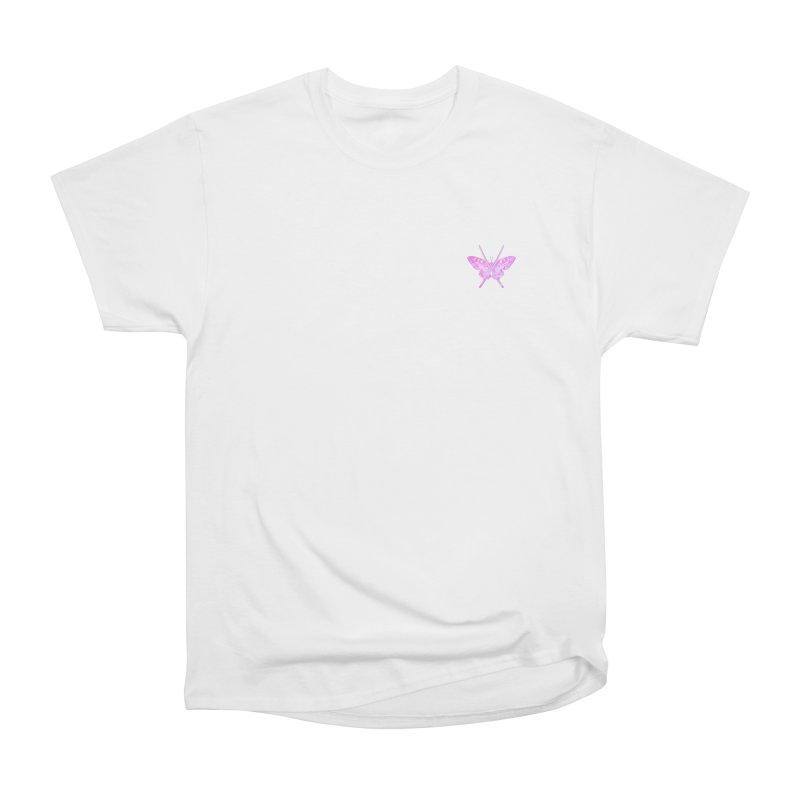 Cut Like A Samurai Sting Like A Butterfly Women's Heavyweight Unisex T-Shirt by chriscoffincreations