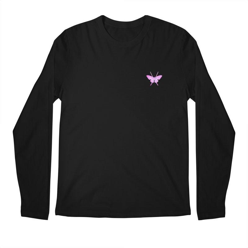 Cut Like A Samurai Sting Like A Butterfly Men's Regular Longsleeve T-Shirt by chriscoffincreations