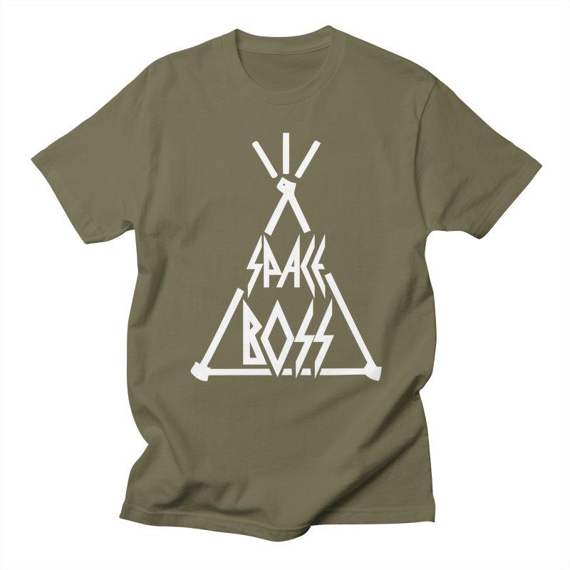Space Boss Women's Regular Unisex T-Shirt by chriscoffincreations