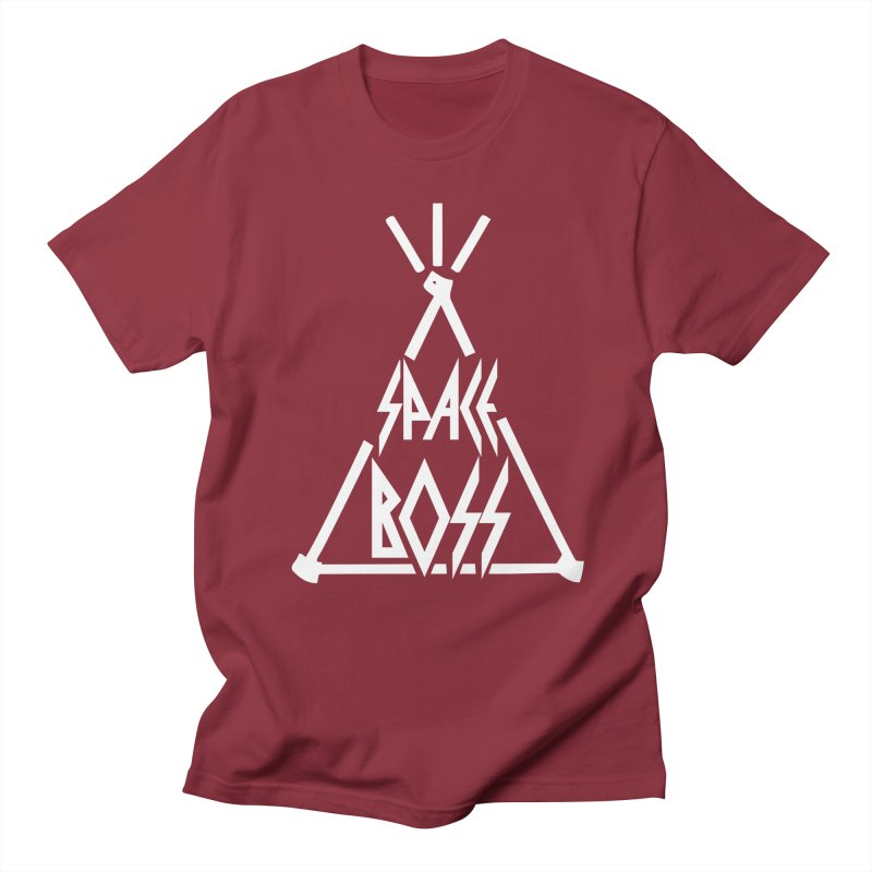 Space Boss Men's Regular T-Shirt by chriscoffincreations